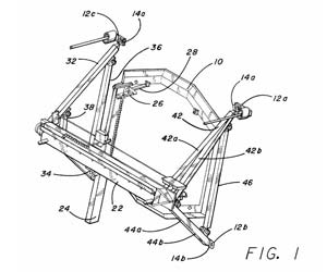 Patent: Thermal Control Apparatus for Two-Axis Measurement System