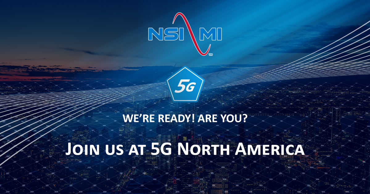 Join us at 5G North America