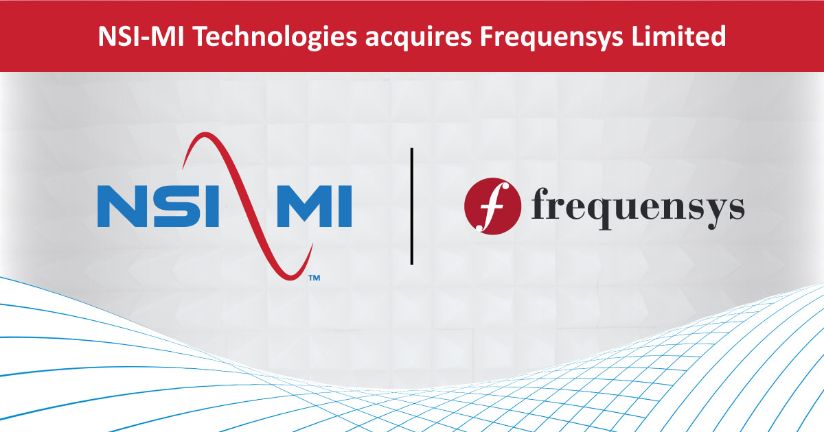 NSI-MI Technologies acquires Frequensys Limited