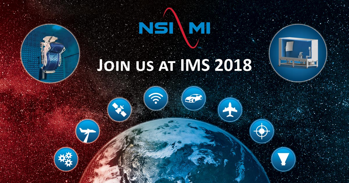 Join us at International Microwave Symposium