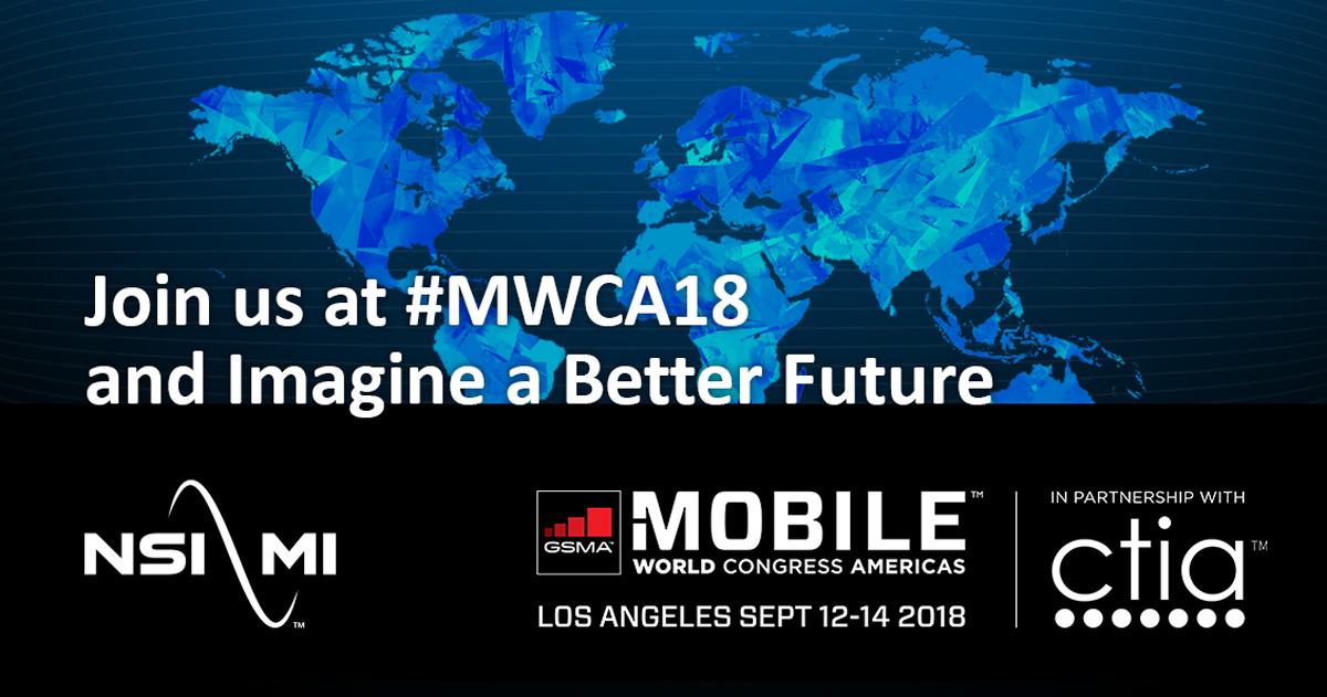 Join us at #MWCA18