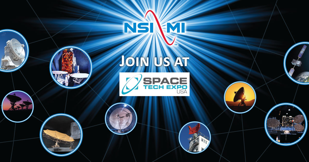 Join us at Space Tech Expo