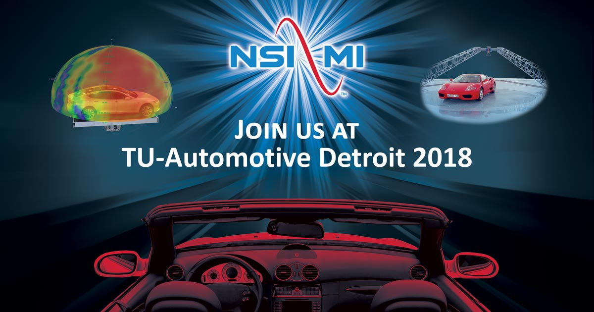 Join us at TU-Automotive 2018