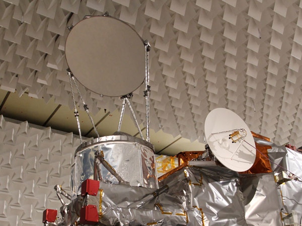 GPM Spacecraft