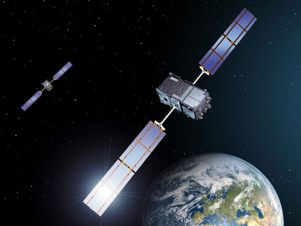 Europe Galileo Satellite